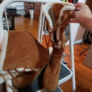 Michael Kors Winter Boots Size 7